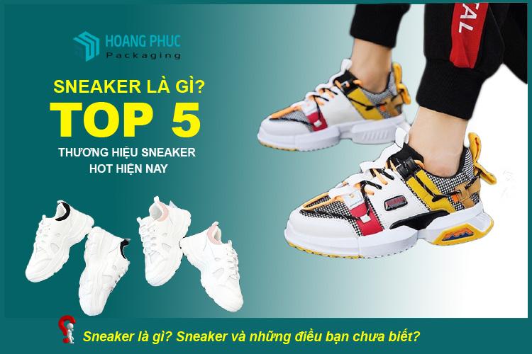 Giày Sneaker là gì?