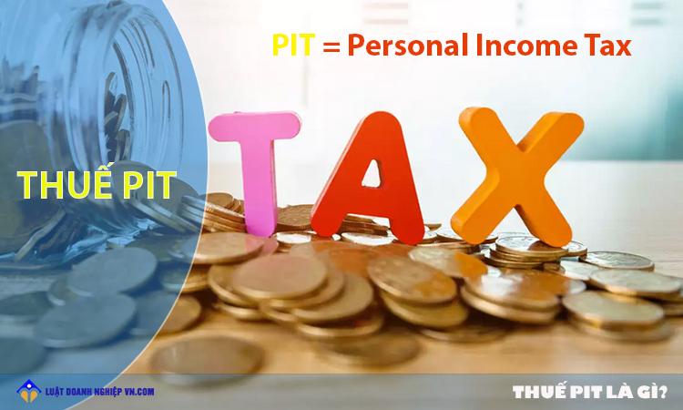 Thuế PIT